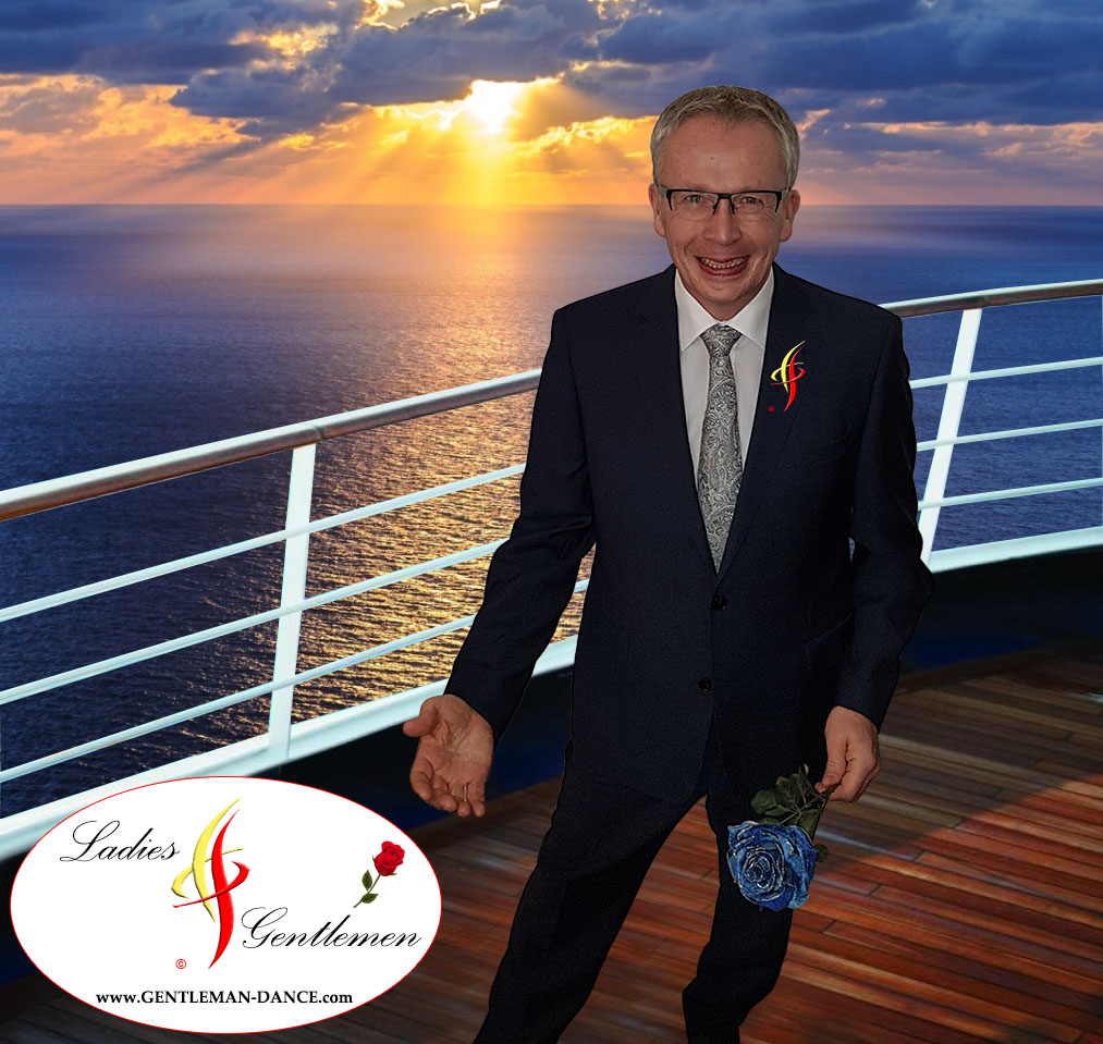 gentleman host exclusive dating dance partner - cruise ship travel