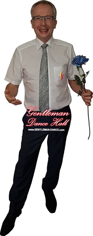 Gentleman Host Dance Hall